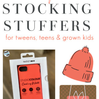 Stocking Stuffer Ideas for Teens and Grown Kids that are Unique & Practical
