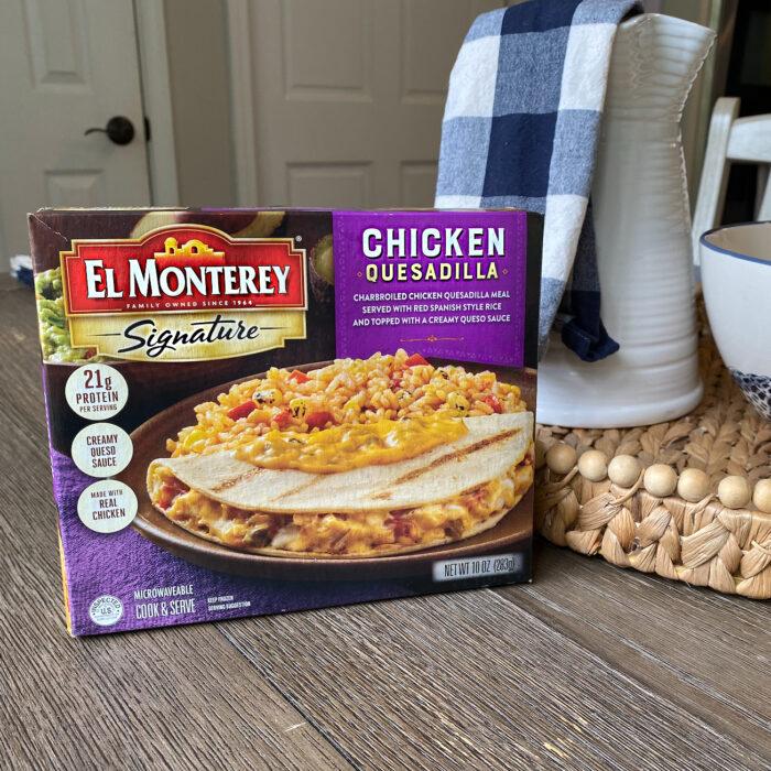 El Monterey  meal