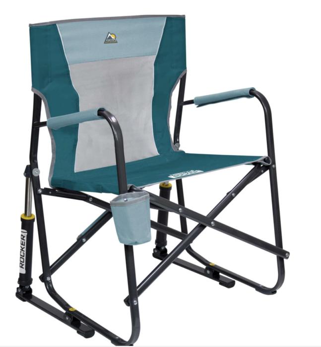 portable folding rocking chair